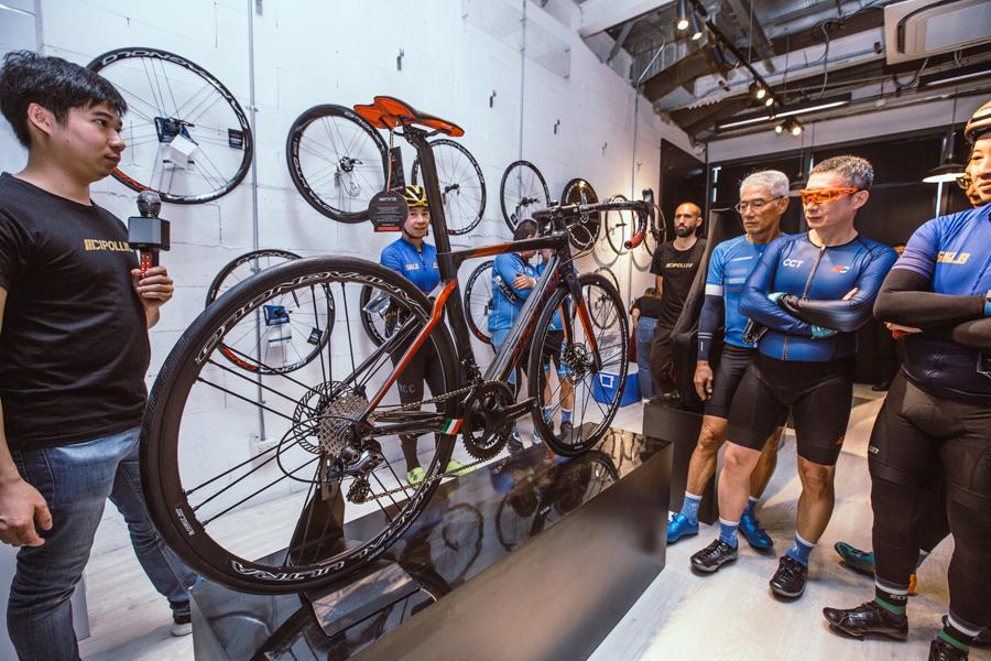 จักรยาน cipollini rb1k central bike