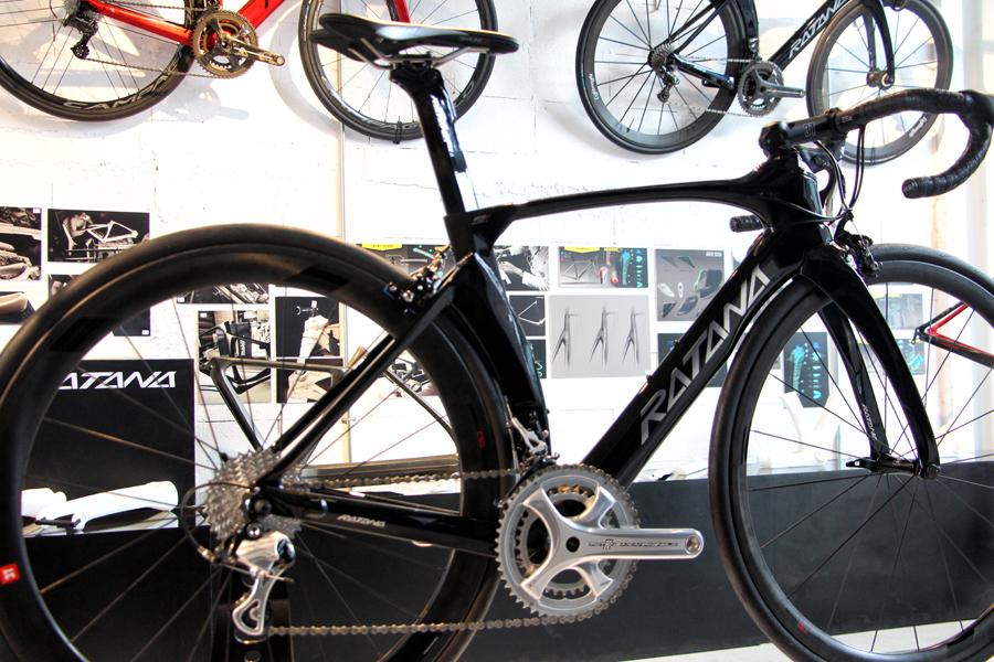 ratana bike ราทาน่า จักรยาน คนไทย centralbike