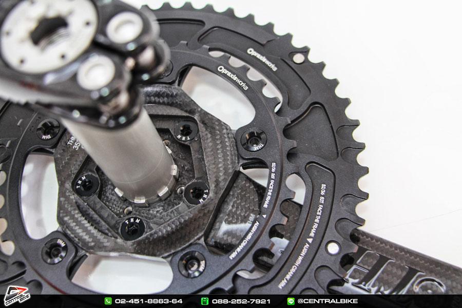 ขาจานจักรยาน thm carbones
